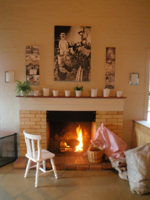 CPR Restaurants with Fireplaces: Massimo's |