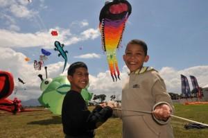 Kids and Kites (Eric Miller)