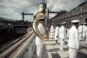 SA Navy Band (Retha Ferguson)