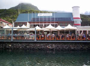 Lookout deck- Hout Bay