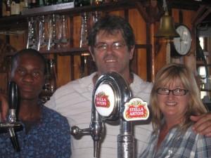 The Glen Pub Hosts