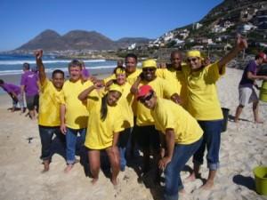 Teambuilding Cape Town