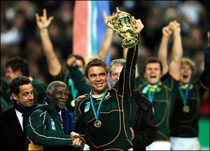 Rugby World Cup Champions 2007