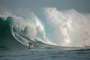 Big Wave Surfing (Photo: Jacques Marais)
