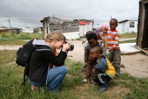 Township - Taking Photos (Photo Peter Haarhof)