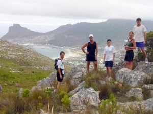 Noordhoek Peak (photo: Peter Kirk)