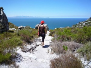 False Bay Hike (Photo: CTT blog - by DAnie vd Merwe)