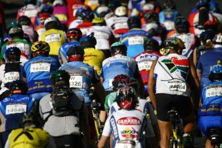 Argus Cycle Tour- Jacques Marais