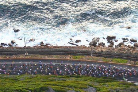 Argus Cycle Tour - Jacques Marais