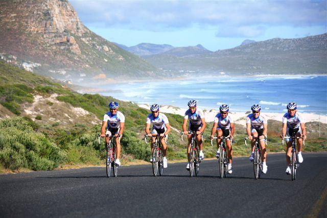 Noordhoek Cycling - Jacques Marais