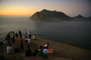 Sunset Chapman's Peak Photo: Jeremy Jowell