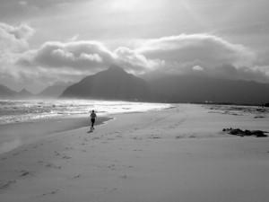 Noordhoek Beach in Winter - google images
