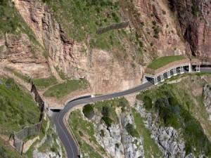 Chapmans Peak Drive Aerial View