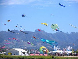 Kite Festival. Photo: Jacques Marais