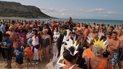 Spring Splash- Fish Hoek Beach