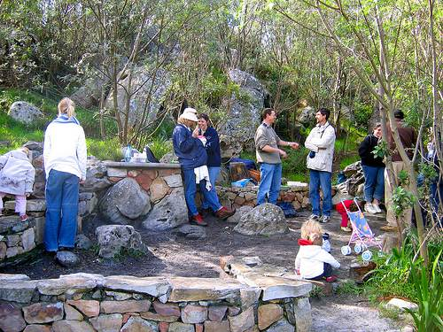 braai spots on the cape point route