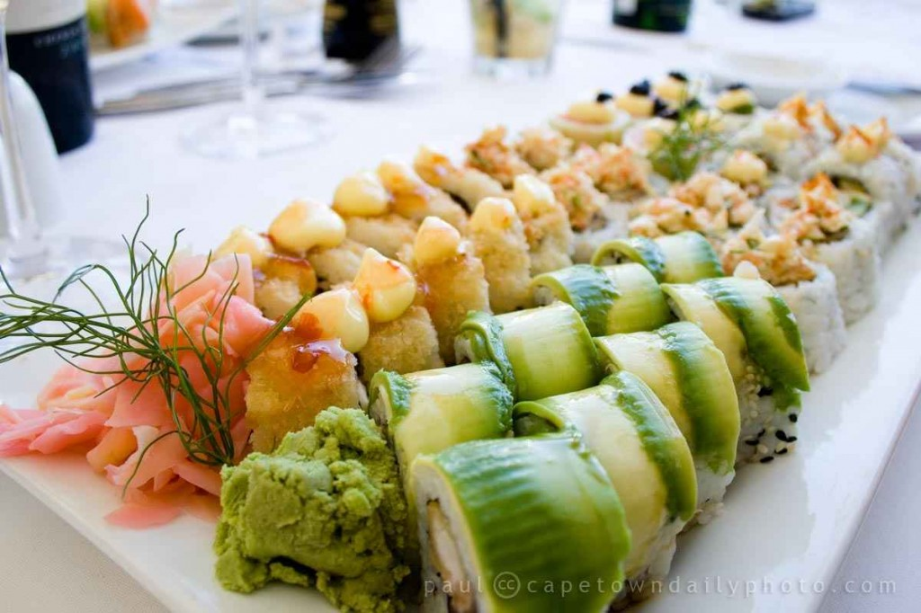 Sushi - (Cape Town Daily Photo)