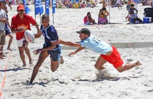 Touch Rugby Challenge