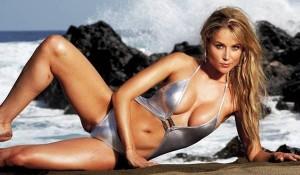 SA Super-model Tracy McGregor