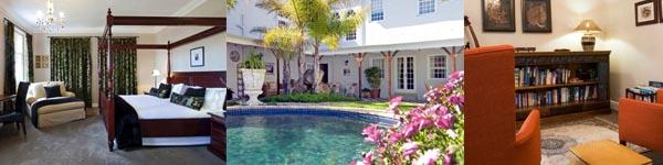 Cape Blue Manor House