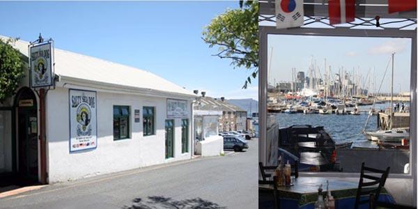 Salty Sea Dog, Simon's Town