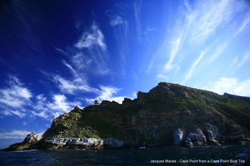 Jacques Marais Cape Point Boat Trip