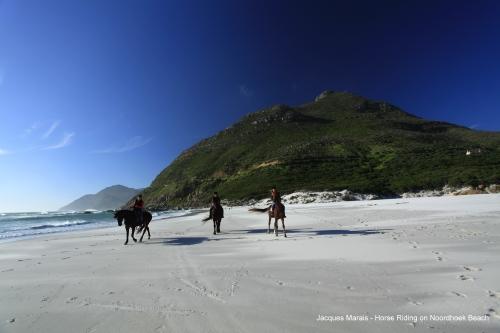 Jacques Marais Horse Riding