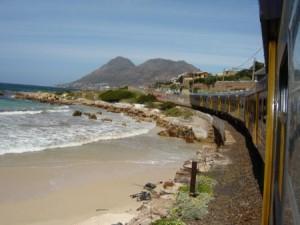 Cape Town - Simon's Town Train. Photo: Craig Faanes