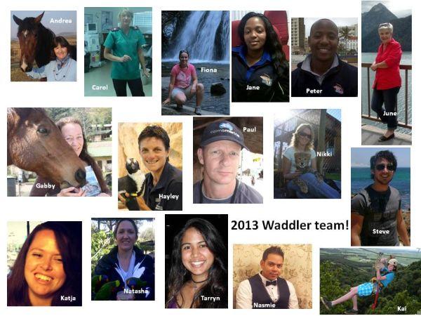 waddle 2013 team