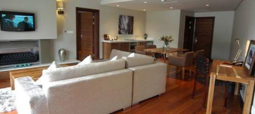 Penthouse Suite at Chapmans Peak Hotel