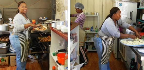Nonny's Kitchen © AWOL Tours
