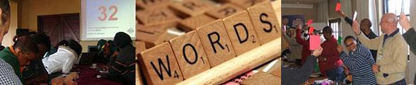 05 words Teambuilding