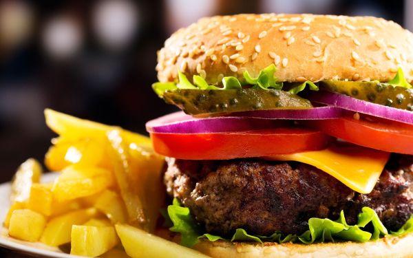 001 Burger