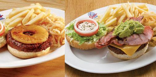 Spur Burgers
