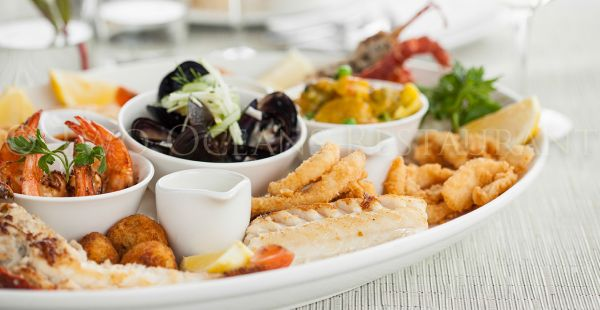 Two Oceans Seafood Platter