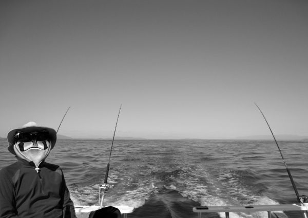 Fishing off Cape Point - personal gallery © The Toad