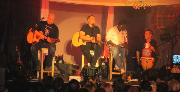 Johnny Clegg launched to a sell-out success