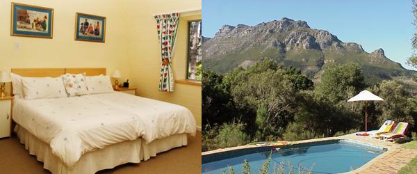 Hout Bay Accommodation-Sunbird Mountain Retreat