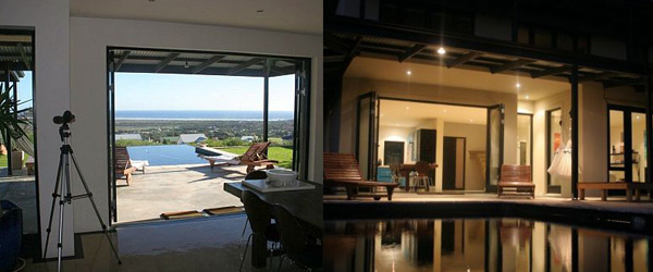 Noordhoek Accommodation - Bevedere House
