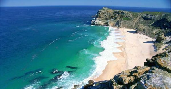 Diaz Beach - from Cape  Point