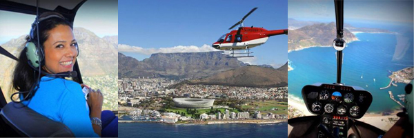 Cape Point Helicopter Day Tour