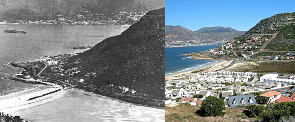 Glencairn in 1973 and Today
