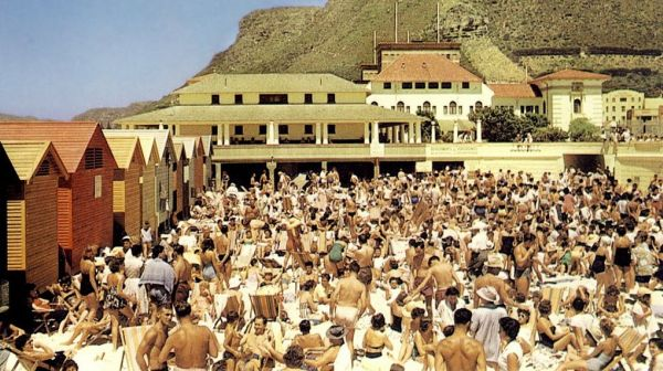 The Snakepit, Muizenberg 1969