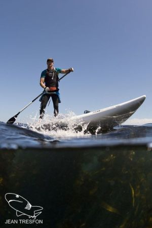 Chris Bertish - GWR  SUP attempt
