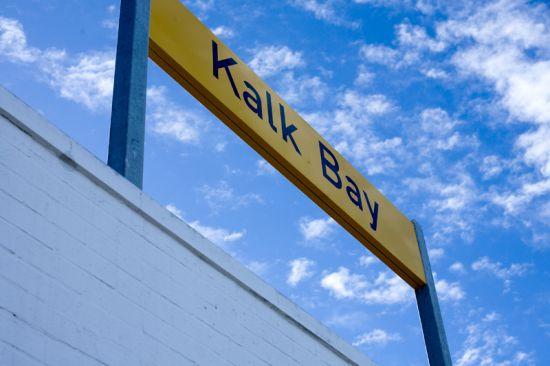 Kalk Bay Train Station