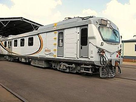 Luxury summer Train