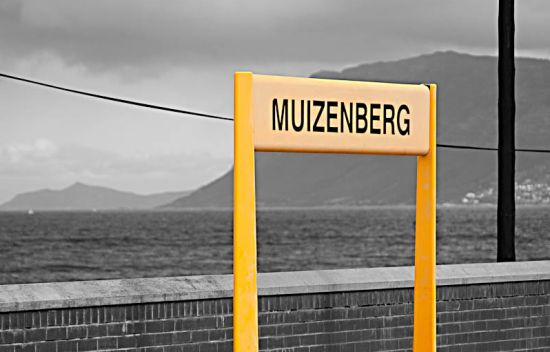 Muizenberg Train Station
