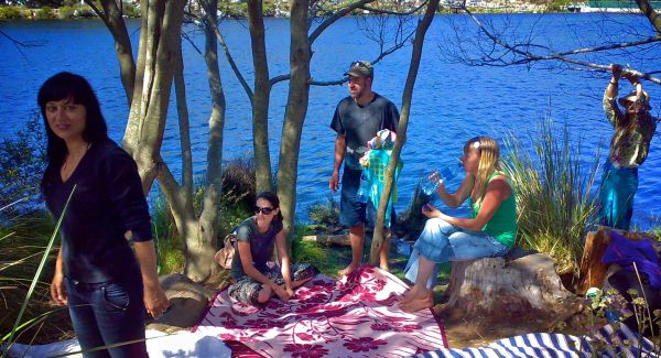 Picnic at Silvermine Nature Reserve