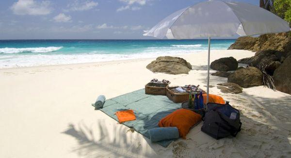 beach picic