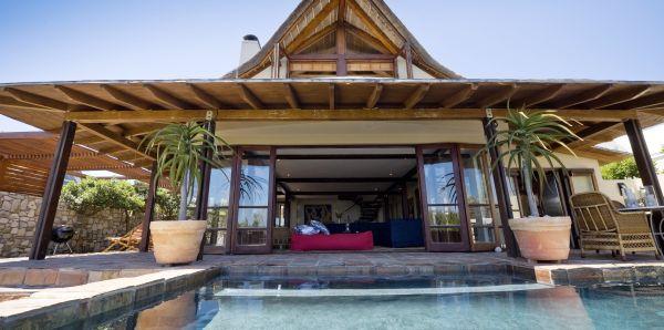 Outdoor Living space in Kommetjie